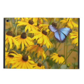 Blue Butterfly on Yellow Flowers Powis iPad Air 2 Case