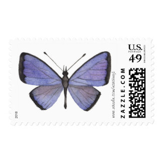Blue Butterfly - Postage
