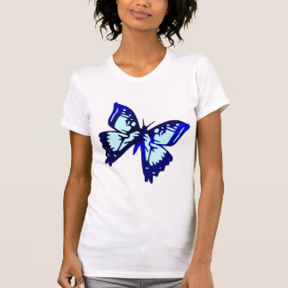 Blue Butterfly Tshirt