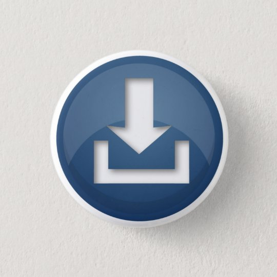 Blue Button Button