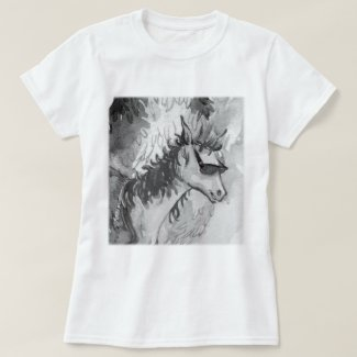 Blue - BW Profile T-Shirt