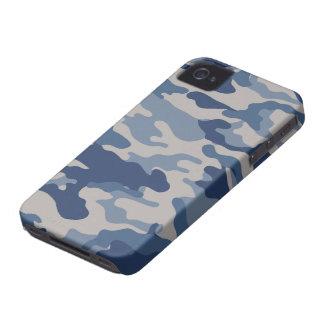 Blue Camo Case-Mate Blackberry Bold 9700/9780 Case-Mate iPhone 4 Cases
