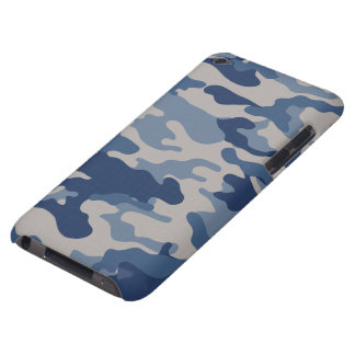 Blue Camo Case-Mate iPod Touch iPod Case-Mate Case