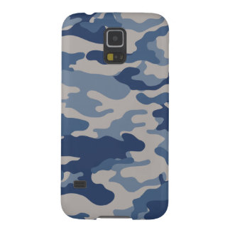 Blue Camo Samsung Galaxy Nexus Case