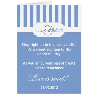 wedding candy bar poems image search results
