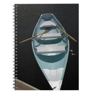 Blue Canoe Notebook