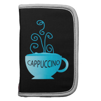 Blue Cappuccino Delight Planners