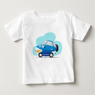 Blue car baby T-Shirt