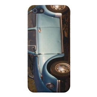 Blue Car iPhone 4/4S Case