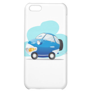 Blue car iPhone 5C covers