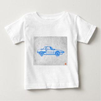 Blue Car T Shirt