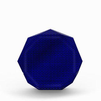 Blue Carbon Fiber Award