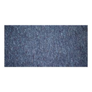 Blue-carpet619 BLUE TEXTURES BACKGROUND DIGITAL PH Card