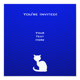 Blue Cat Card