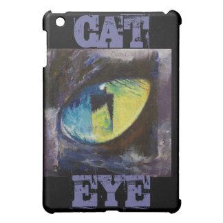 Blue Cat Eye iPad Case