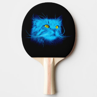 Blue Cat Ping-Pong Paddle