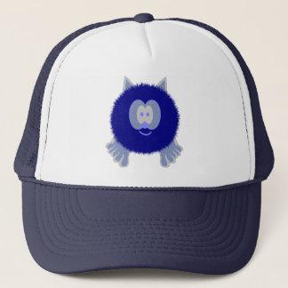 Blue Cat Pom Pom Pal Hat