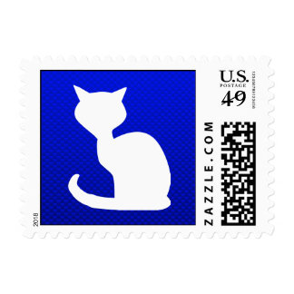 Blue Cat Stamps