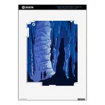 Blue Caves iPad 3 Decal