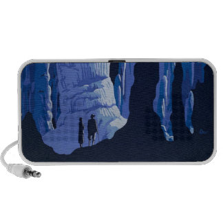 Blue Caves PC Speakers