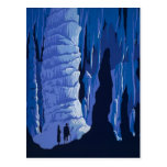 Blue Caves Post Card