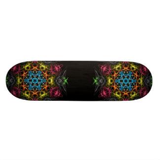 Blue Center Skate Boards