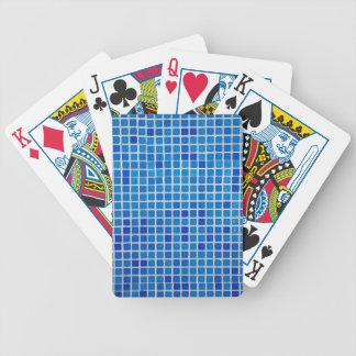 blue ceramic aquarium background v1 bicycle playing cards