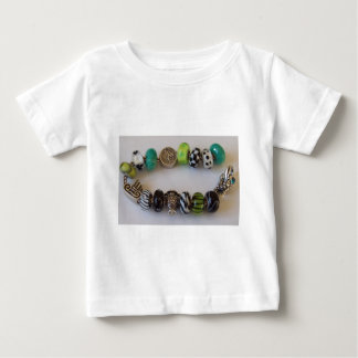 Blue Chain by MelinaWorld Jewellery Baby T-Shirt