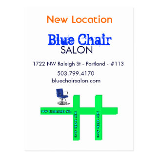 Blue Chair Moving Card Version 3