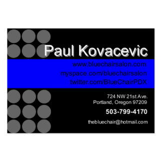 Blue Chair Revised Business Card
