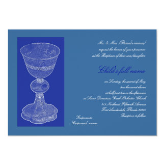 Blue Chalice Card