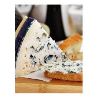 Blue Chcvre Cheese Postcards