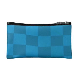 Blue Checkered Flag Bag