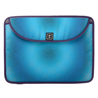 blue checkered sleeve for MacBook pro