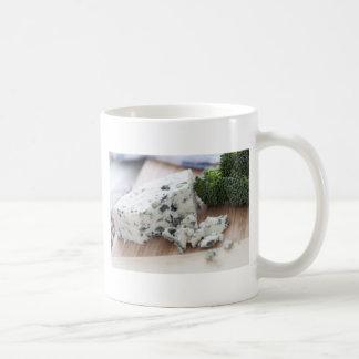 Blue Cheese and Broccoli Mug