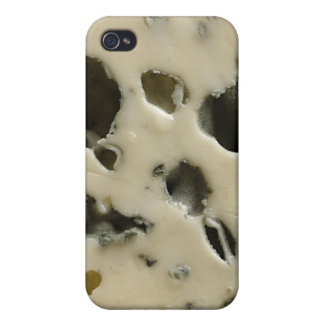 Blue Cheese Case For iPhone 4