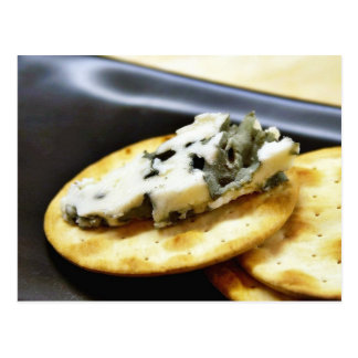 Blue Cheese Roquefort Post Card