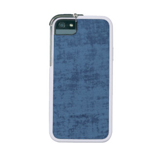 Blue Chenille Fabric Texture Phone SE/5/5s Case