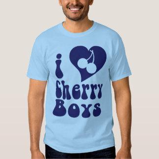 Blue Cherries Tshirt
