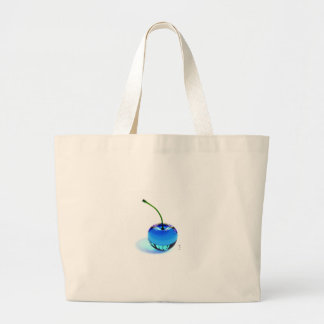 Blue Cherry Collection Bag