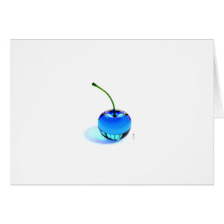 Blue Cherry Collection Card