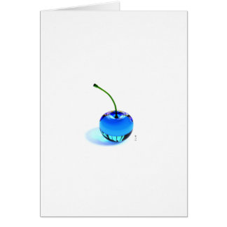Blue Cherry Collection Cards