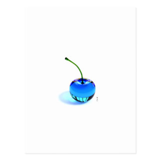 Blue Cherry Collection Postcards