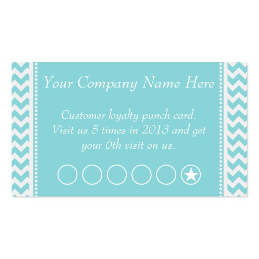 Design Your Own Loyalty Cards Free