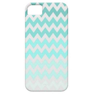 Blue Chevron iPhone 5s, 5c & 5 case iPhone 5 Cover