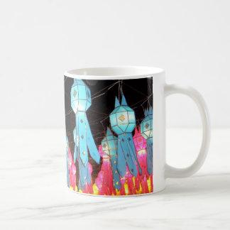 Blue Chiang Mai Coffee Mug