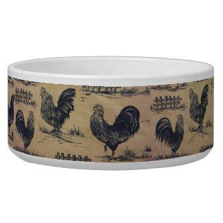 Blue Chickens Bowl