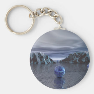 Blue Chill Keychains