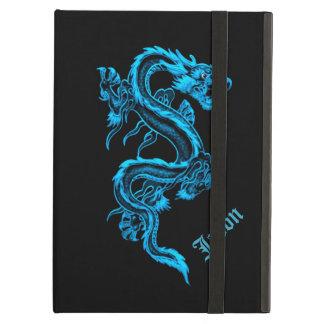 Blue Chinese Dragon iPad Air Case