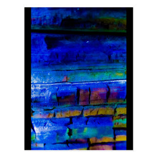 """Blue Chip"" JTG Art Postcard"